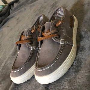 Children's place boat shoes